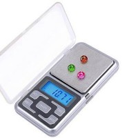 200gr Timbangan Perhiasan Emas Berlian Diamond Batu Akik pocket scale