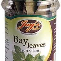 Jay's - BAY LEAVES (Daun Salam) Botol 8 gram