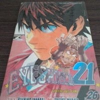 Komik Eyeshield 21 No.26 Mulus (Elex Media)