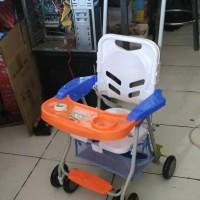 harga pengiriman khusus GOJEK Kursi Makan Bayi Chair Stroller Family fc 8288 Tokopedia.com