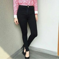 Jual highwaist hitam | celana high waist | celana hw Murah