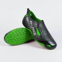 Sepatu AP Boots All Bike Warna Hijau / Sepatu Motor / Sepatu Karet