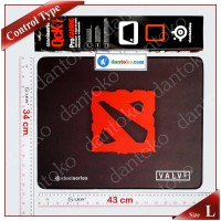 Mouse Pad Steelseries Dota 2 Large Control Mousepad Gaming Harga Murah
