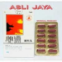 Bitong Kapsul - Obat Lancar Haid