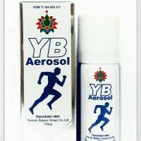 Yunnan Baiyao - YB Aerosol 50g Kecil (Spray) - Obat Rematik & Keseleo