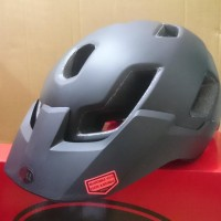 Helm Bell Stoker Matt Black
