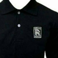polo shirt t shirt tshirt kaos baju kerah pria ROLLS ROYCE