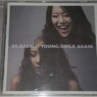 CD Baek Ji Young - Smile Again
