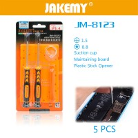 OBENG TOOL SET MEREK JAKEMY JM-8123 FOR IPHONE ORIGINAL