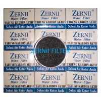 ZERNII Karbon Filter Air aktif isi ulang 12 pcs Reseller Saringan Air