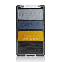 Wet N Wild Color Icon Eyeshadow Trio - I Got Good Jeans