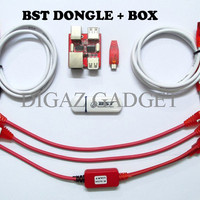 New! Box Flasher Samsung ( Best Smart Tool ) BST Dongle + kabel set An