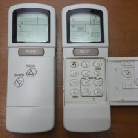 Remot / Remote AC Mitsubishi