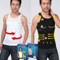 Pakaian Pelangsing Pria / Slim and fit for man / Slimming shirt