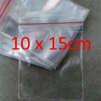 harga Plastic Clip 10x15 Cm Plastik Klip Seal Zipper Bag Sealer Ziplock Pe Tokopedia.com