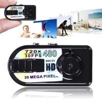 Kamera Pengintai Thumb DV Q5 12 MP Full HD ( Foto, Video, Suara )