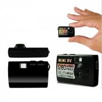 Kamera Pengintai Bentuk Mini Dv 5mp