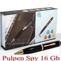 Kamera Pengintai Pulpen Camera Dvr Hidden Camera 16GB
