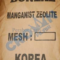 PROMO 2017 Manganese Zeolite Sak 25kg