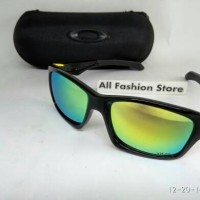 Oakley Jupiter Squared VR46 fire lens (Polarized)