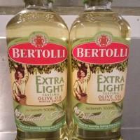BERTOLLI EXTRA LIGHT EXTRA LIGHT TASTING OLIVE OIL