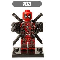 Deadpool 193 Marvel Super Heroes Lego KW Xinh