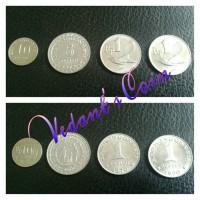 Jual Uang Koin Kuno Paket Mahar 17 Rupiah Murah Murah