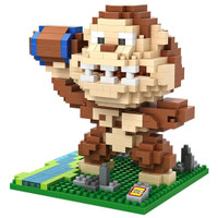 LOZ Lego Nano Block Nanoblock Donkey Kong