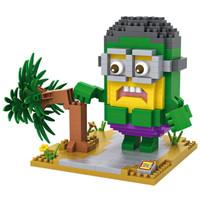 Jual LOZ Lego Nano Block Nanoblock Hulk Minion Murah