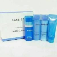 Laneige trial kit ( 4 items) moisturizer care