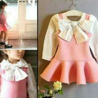 Dress Rubbon Kid