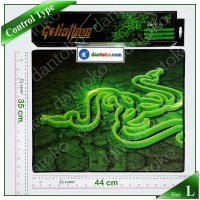 Mouse Pad Murah Razer Goliathus Large Size Control Edition Earth 3D