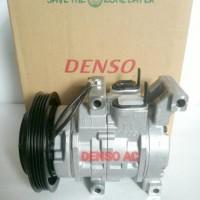 Compresor Kompresor AC Mobil untuk Toyota YARIS Lengkap Merk: DENSO