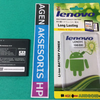 Batre Lenovo BL198 S880 K860 A850 S890 A859 BL-198 Baterai ORI 2250mAh