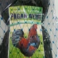 Jaring Pagar Kandang Ternak Ayam / Itik / Entok / Tanaman -+ 20 M