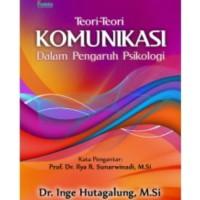 harga Teori-teori Komunikasi Dalam Pengaruh Psikologi Tokopedia.com