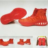 Sepatu Basket Adidas Crazy Light Explosive Solar Red