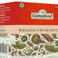 Jual Wedang Uwuh Instant by GamaFood Murah