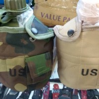 TEMPAT MINUM/BOTOL MINUM US ARMY