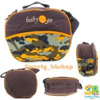 Tas Bayi medium SCOTT/diaper bag/tas bayi/travel baby bag