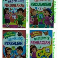 Buku Anak,Belajar Menghitung Matematika