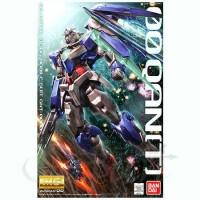 Bandai MG 1/100 Gundam 00 oo Qant Qan(t) Qanta include stand base