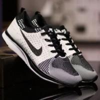 harga Sepatu Pria Nike Flaynit Racer Made In Vietnam Asli Import Tokopedia.com