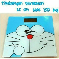 Jual Timbangan badan digital karakter Doraemon Hello kitty Murah