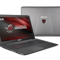 Laptop Gaming ASUS ROG GL752VL-T4044T RAM 16GB GTX965 4GB WINDOWS 10