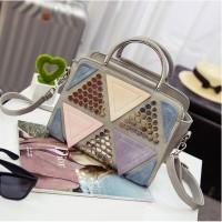 tas shoulder bag wanita pink abu ungu like branded sale bagus premium