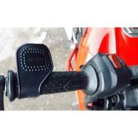 penahan gas smart grip handle motor touring tangan anti capek pegal