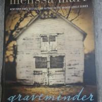 Graveminder (Melissa Marr ). novel bahasa inggris