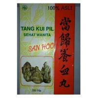 Tang Kui Pil Sehat Wanita (Memperbaiki Sirkulasi Darah)