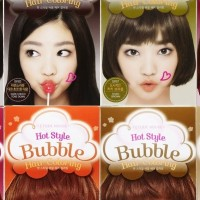 Etude House Hot Style Bubble Hair Coloring #NEW etude hair color